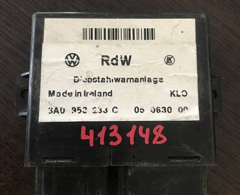 3A0953233C Блок комфорта сеат кордоба для Seat Cordoba I (с 1993 по 2002)