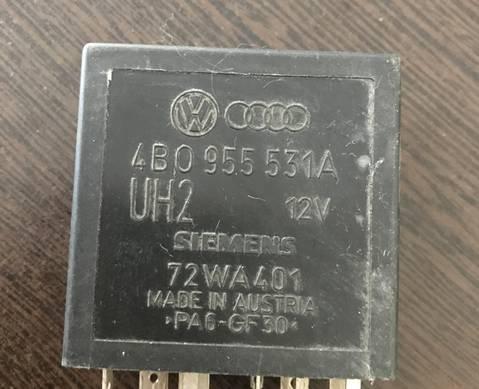 4B0955531A Реле стеклоочистителей VAG для Ford Galaxy I (с 1995 по 2006)