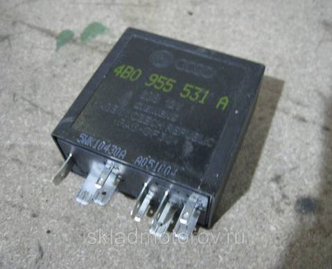 4B0955531A Реле стеклоочистителей для Ford Galaxy I (с 1995 по 2006)