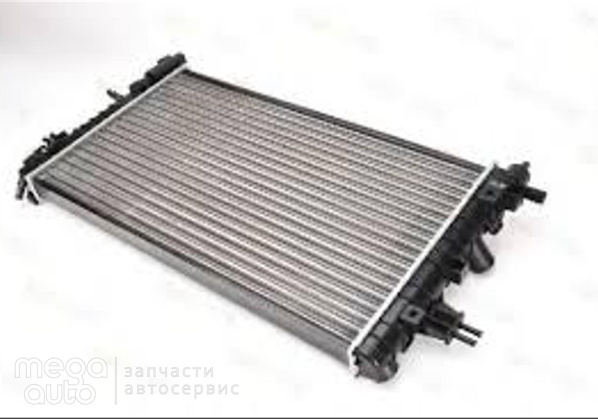 1300266 Радиатор системы охлаждения ОПЕЛЬ Н 2004 Г для Opel Zafira